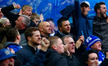 Everton fans comments ahead of Newcastle United game – The usual 'friendly' welcome…