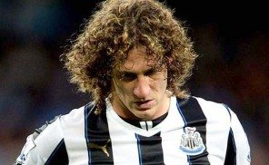 Fabricio Coloccini Defeat