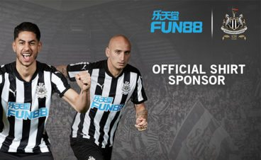 newcastle united sponsor