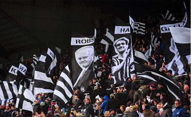 gallowgate flags