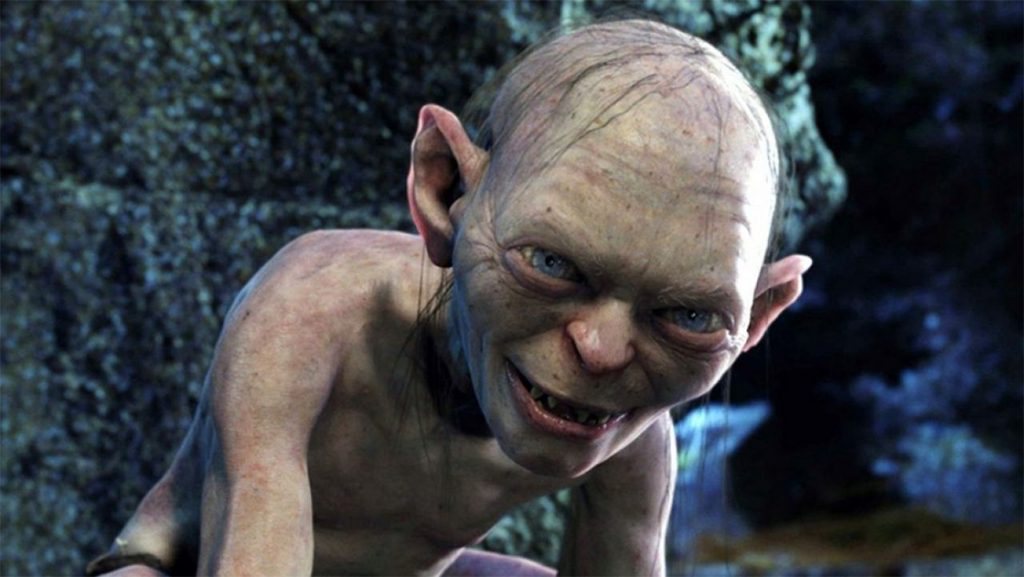 Gollum Lord Of The Rings