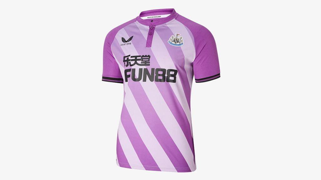 2021/22 Newcastle United Home Goalkeeper Kit