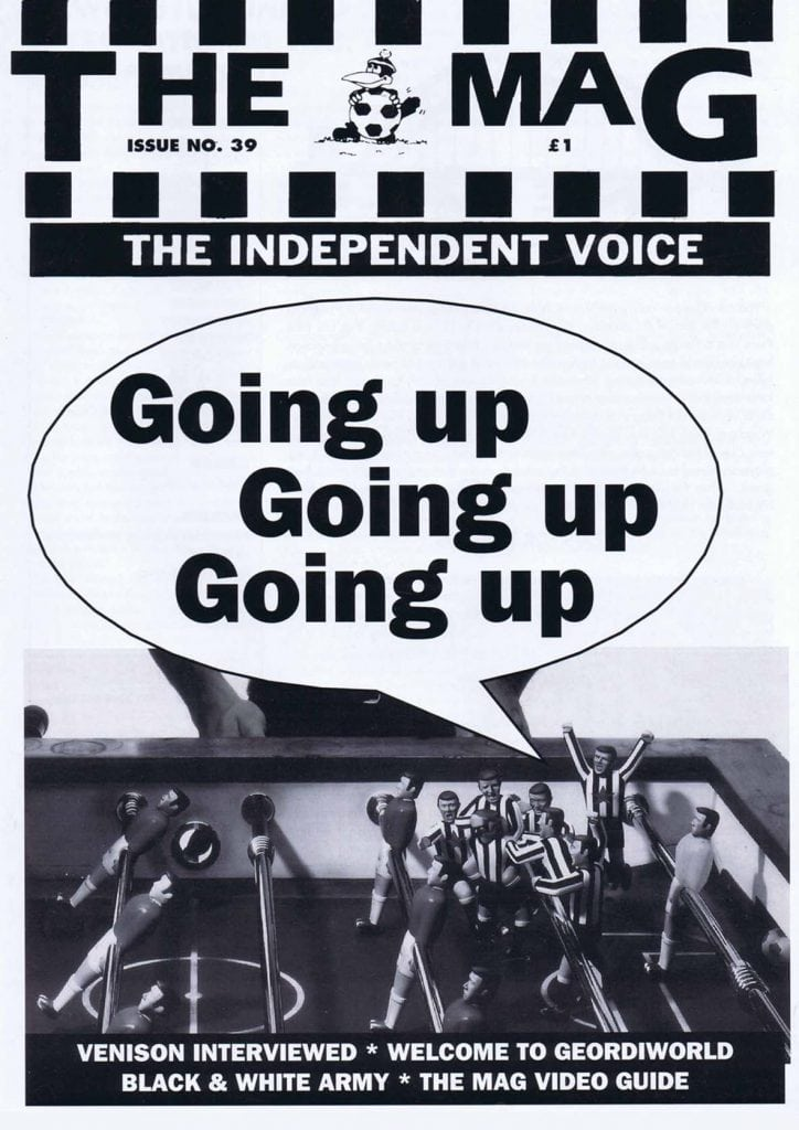 The Mag Issue 39 August 1992
