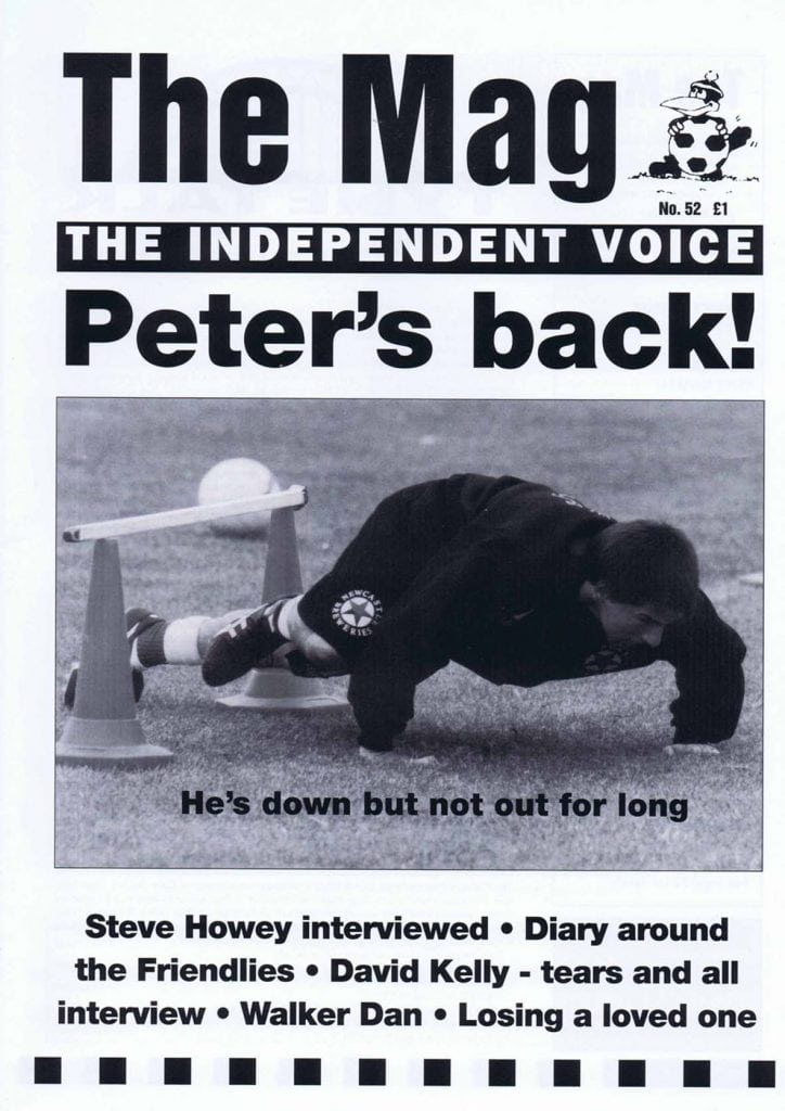 The Mag Issue 52 July 1993
