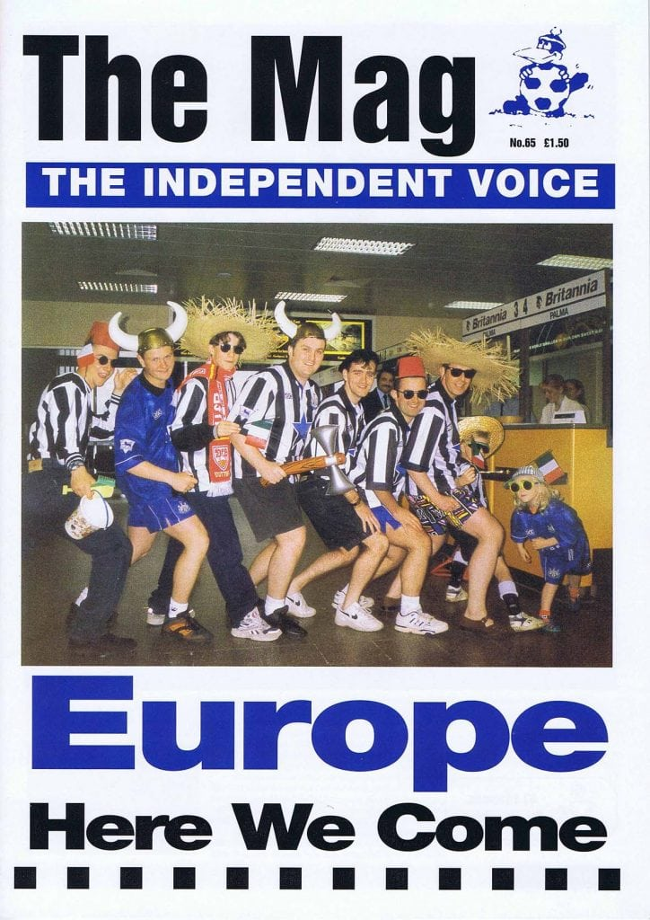 The Mag Issue 65 July 1994