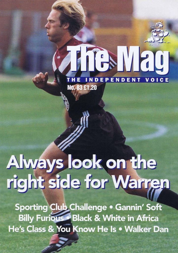 The Mag Issue 83 November 1995