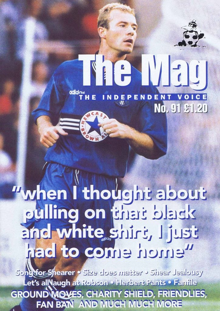 The Mag Issue 91 August 1996