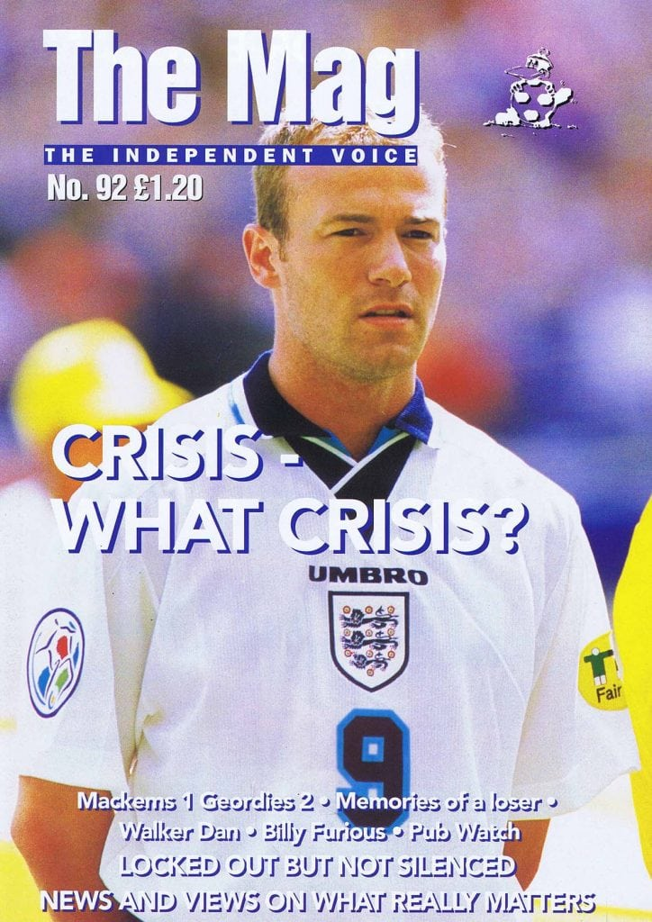 The Mag Issue 92 September 1996