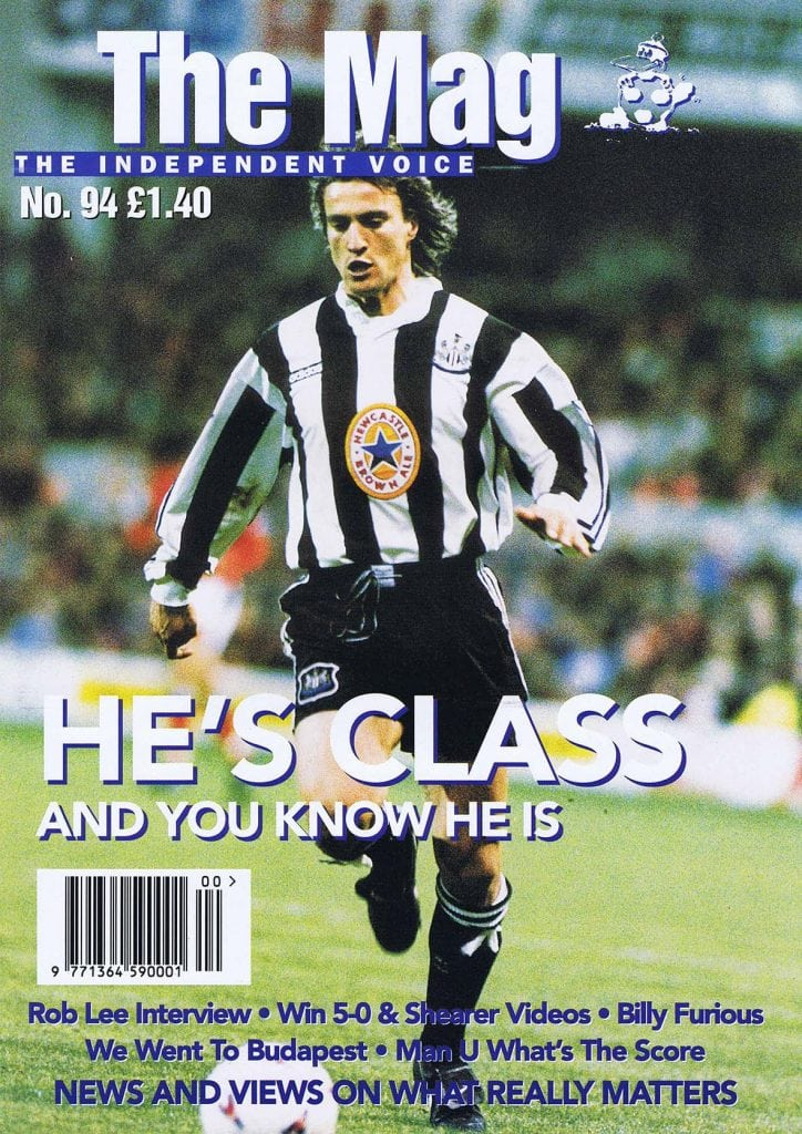 The Mag Issue 94 November 1996