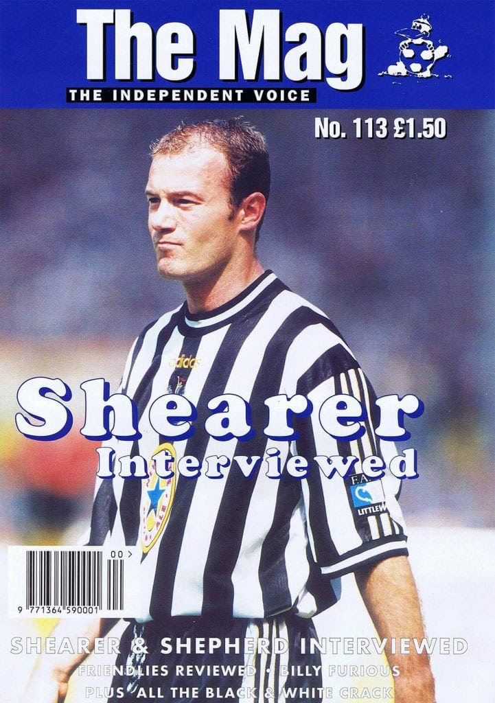 The Mag Issue 113 August 1998