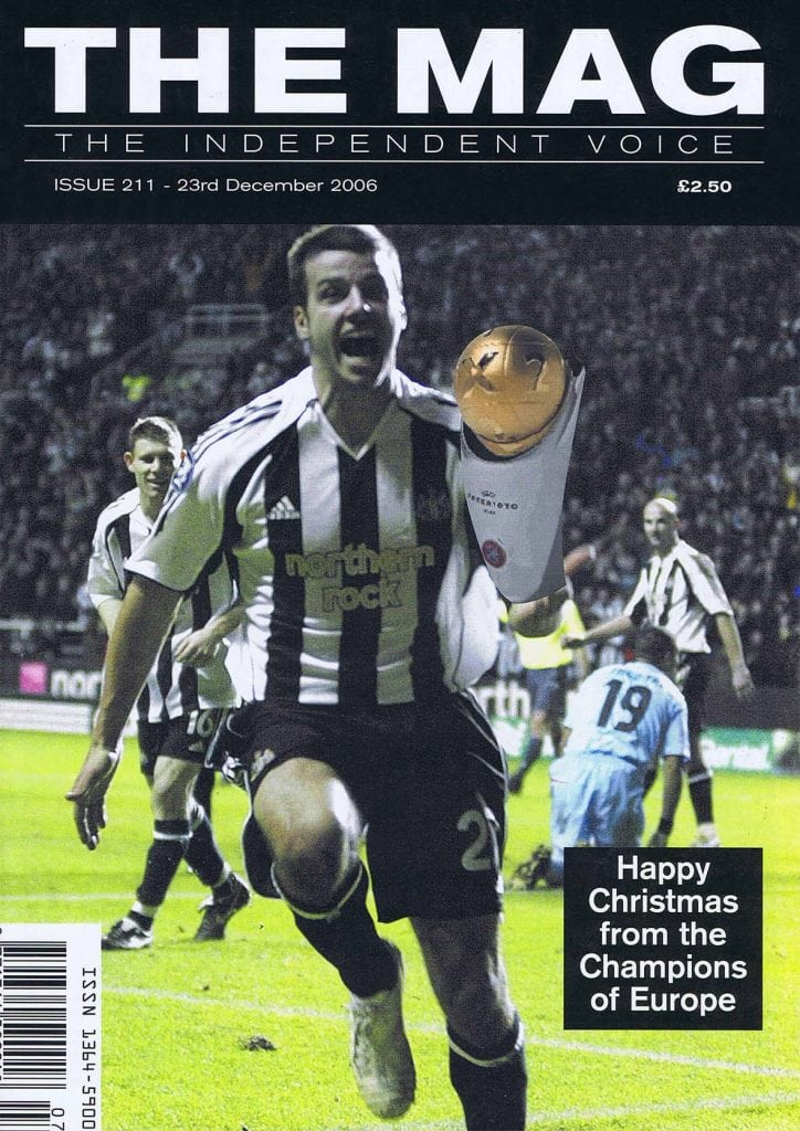 The Mag Issue 211 23 December 2006