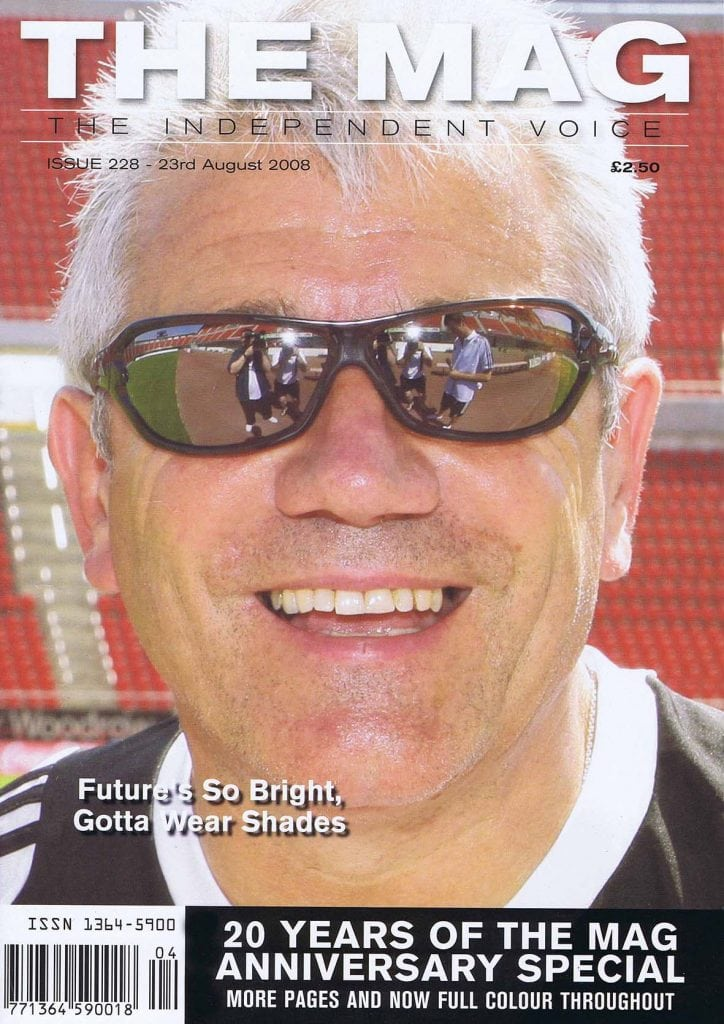 The Mag Issue 228 23 August 2008