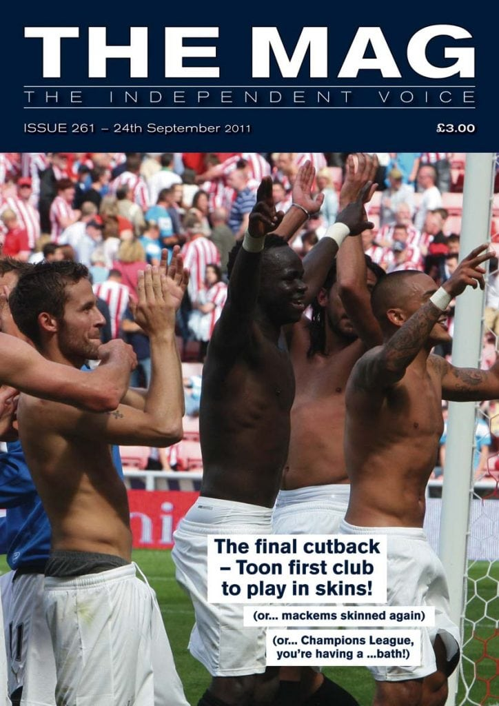 The Mag Issue 261 24 September 2011