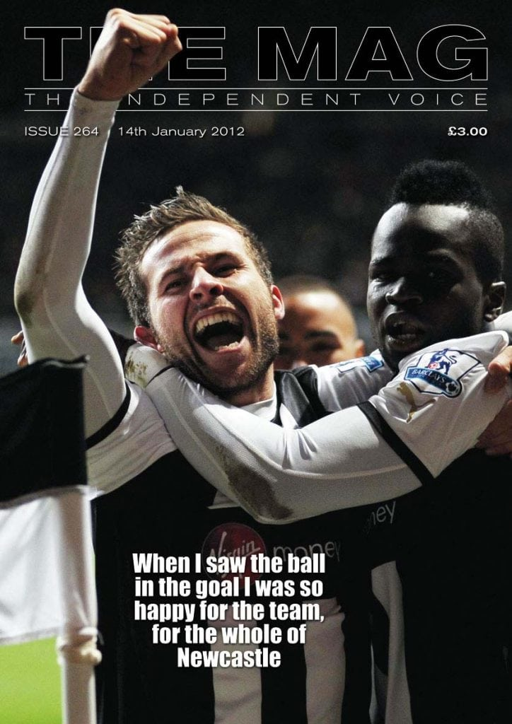 The Mag Issue 264 14 January 2012