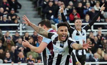 newcastle v aston villa player ratings