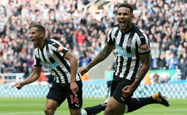 Lascelles strikes again to lift Newcastle