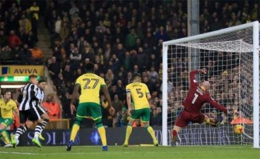 norwich 2 newcastle 2