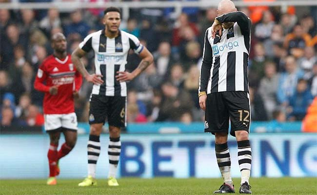 newcastle 1 fulham 3