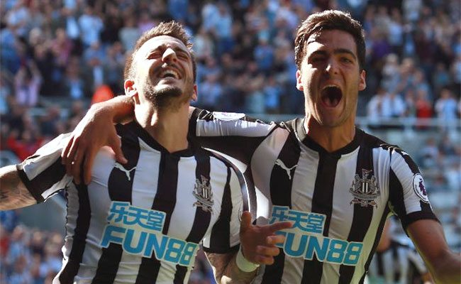 Newcastle's Mitrovic Facing 3-Game Ban Following Violent Conduct Charge