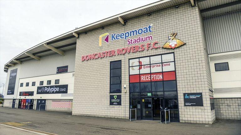 Confirmed Newcastle team v Doncaster –  Wilson, Hendrick, ASM, Langley all start