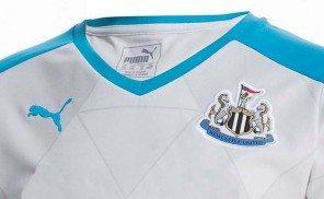 newcastle away shirt
