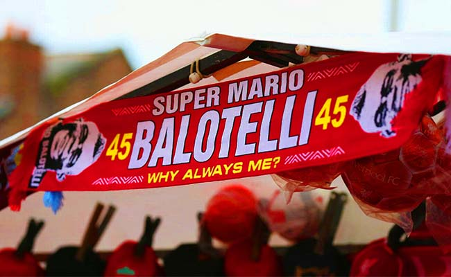 Reported Rafa Benitez wants to sign Mario Balotelli three and a half years after Newcastle first linked - Dubious