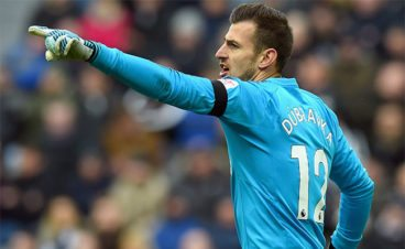 A bad Monday night for Martin Dubravka ahead of his return to Newcastle