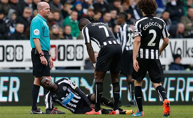 newcastle injuries