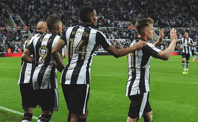 Newcastle v Reading player ratings