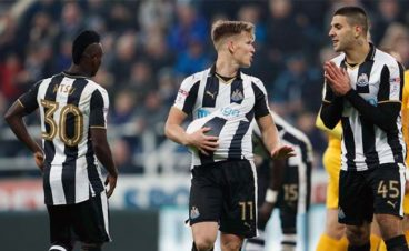 newcastle 6 preston 0
