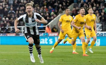 newcastle 4 preston 1