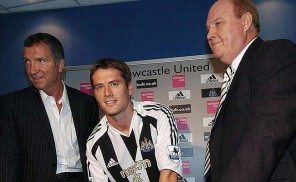 newcastle united record transfer fee