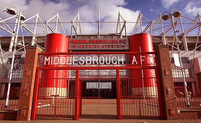 middlesbrough fans