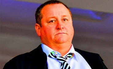 Lewis Ritson informed if he says anything negative about Mike Ashley he won't be able to sport Newcastle United logo