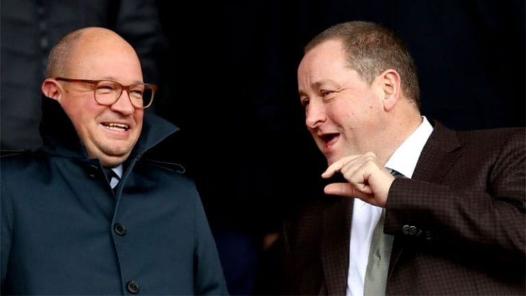 Updated table shows what Lee Charnley is paid compared to Premier League rivals