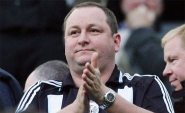 """Would success for Newcastle United be bad for business for Mike Ashley"""""""
