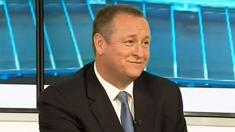Mike Ashley QCs turning over the Premier League – Still hoping for ultimate dream