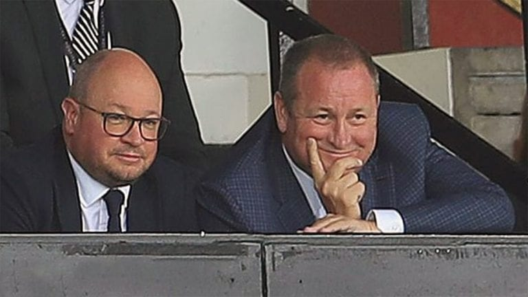 Some people will say you simply cannot compare Mike Ashley with previous regimes, why not?