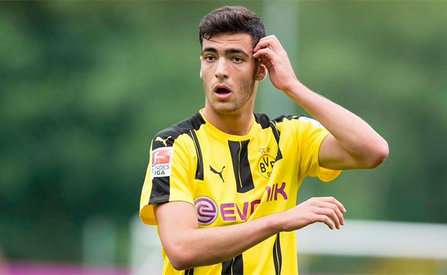 Borussia Dortmund midfielder undergoes medical ahead of Newcastle move