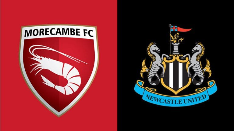 Shrimps confirm Morecambe v Newcastle United match date and kick-off time
