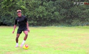 Must See Video: Rolando Aarons showcases his dribbling & skills