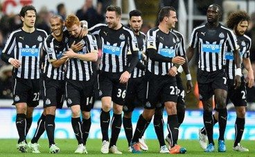 Newcastle United Players 2015