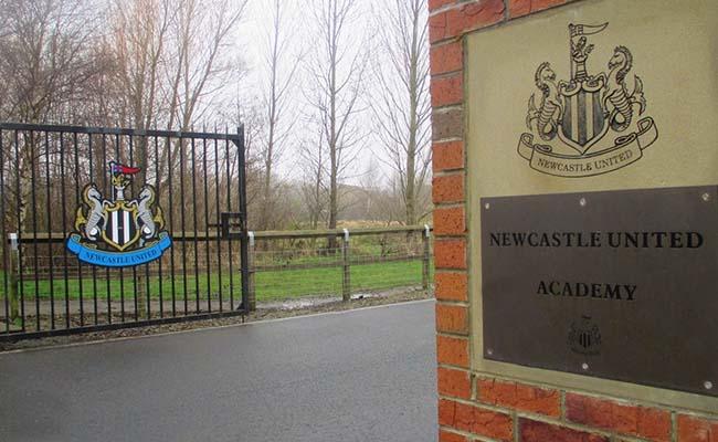 newcastle united academy