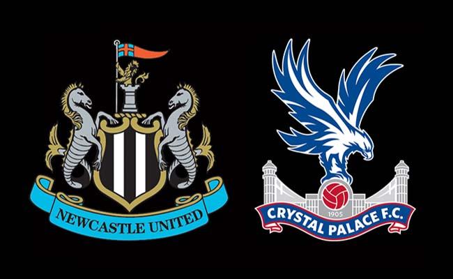 newcastle team v crystal palace