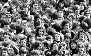Newcastle United Fans 1970s