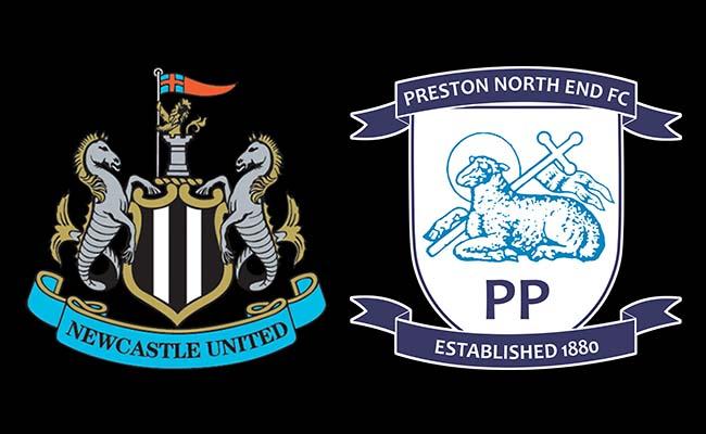 newcastle team v preston