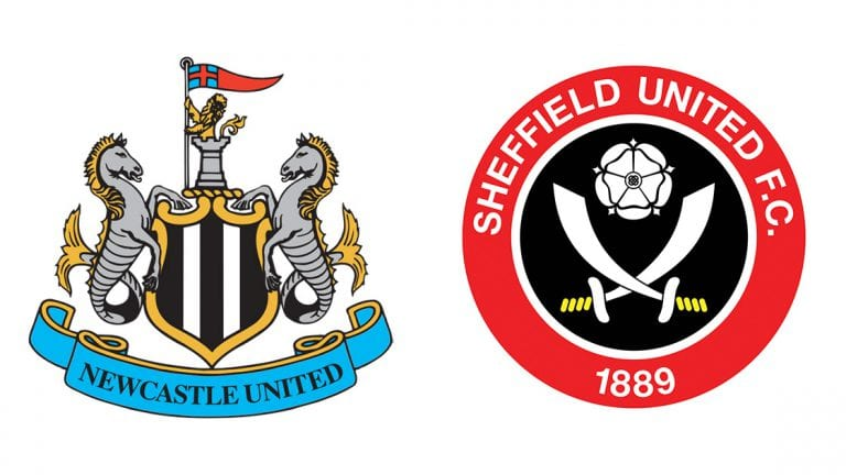Predicted Newcastle team v Sheffield United on Sunday ...