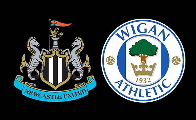 Benitez gives Newcastle team news vs Wigan, gives Dwight Gayle injury update