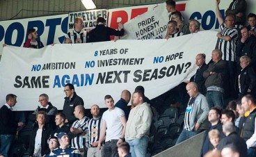 Fans comment on Mike Ashley claims of imminent Newcastle United sale – Brutal
