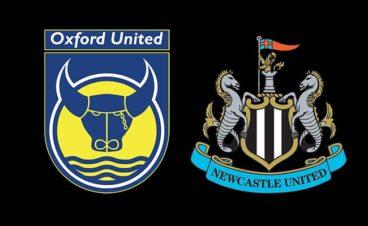 newcastle team v oxford